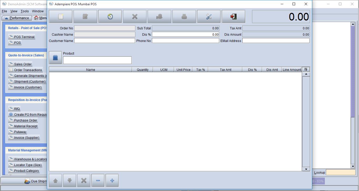 Supermarket POS Billing Software Super Stores POS Billing Software - Invoice barcode software